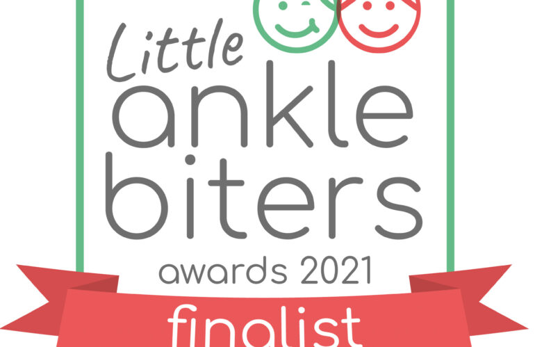We're local baby business awards finalists!